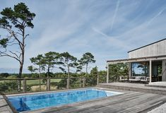 Villa Boo, Salthamn – M. Outdoor Spaces, Outdoor Living, Weekend House, Pool Houses, Curb Appeal, Deco, Swimming Pools, Pergola, Villa