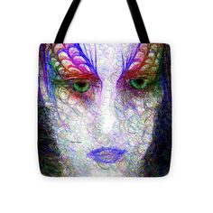 Tote Bag - Masquerade 9571