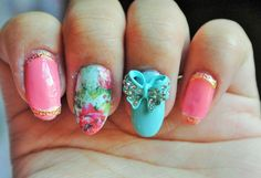 3d nail art, 2 pcs of aquamarine bow tie nail charm,nail jewelry,nail bling,elegant nails,nail art,nail decoration,nail accent,party nails by GlamourFavor on Etsy https://www.etsy.com/listing/247812650/3d-nail-art-2-pcs-of-aquamarine-bow-tie