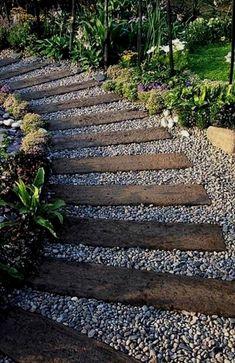 41 Fresh and Beautiful Backyard Landscaping Ideas on a Budget #LandscapingIdeas