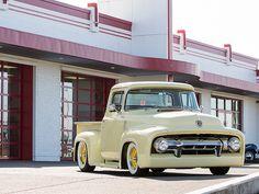 Handbook 387: 1956 Ford F100 | Griot's Garage | Flickr