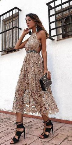 f82315642c5 Wedding Guest Dresses For Every Seasons And Style ☆ See more  https