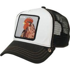 gorra-trucker-negra-gallo-plucker-de-goorin-bros 474ab923cf6