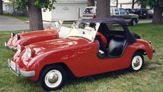 Classic car showcase: Crosley Hotshot/Super Sports | The Chronicle ...