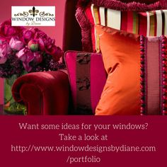 Accent Pillows, Bed Pillows, Long Grove, Window Design, Design Consultant, Some Ideas, Custom Pillows, Bed Spreads