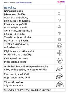 40 básniček s malováním za poloviční ceny Preschool Worksheets, 4 Kids, Motto, Kindergarten, Poems, Crafts For Kids, Writing, Education, Blog