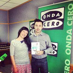 Esta madrugada de viernes a sábado, sobre las 02:30h, Xavi Alba me entrevista en Onda Cero radio ;))