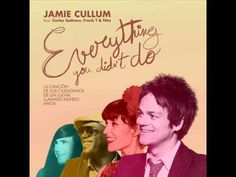 "Love it! >> Jamie Cullum ""Everything You Didn't Do"" (feat. Carlos Sadness, Fuel Fand..."