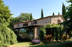 Charming house overlooking the town of Todi Perugia, Italy – Luxury Home For Sale