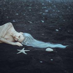 Off the tide mermaid ocean Mermaid Tale, Fantasy Photography, Photography Magazine, Editorial Photography, Hair Photography, Sea Witch, Water Witch, Mermaids And Mermen, Real Mermaids