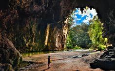 Tham Lot Cave Thailand