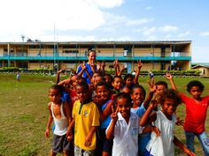 Children, Fiji| Find opportunities to teach, travel and volunteer with www.frontiergap.com | #education