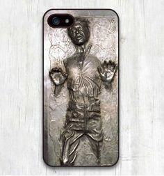 Star Wars - Han Solo Frozen Case For iPhone / LG / Samsung – My Online Baby