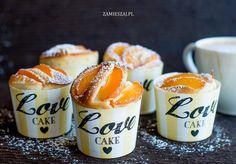 Apricot muffins Love Cake, Baking Ingredients, Cookie Dough, Sweet Treats, Cookies, Food, Crack Crackers, Sweets, Essen