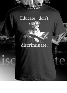 Pitbull educate by Lucialulu on Etsy, $21.00