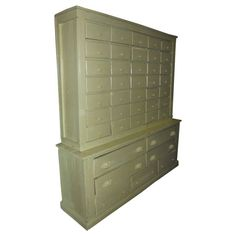 1920's American General Store Cabinet