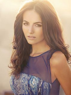 Camilla Belle - Added to Beauty Eternal - A collection of the most beautiful women.