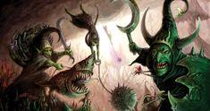 Warhammer Age of Sigmar Warhammer Aos, Warhammer Fantasy, Troll, Age Of Sigmar, Small Words, Fantasy Artwork, Old World, Concept Art, Old Things