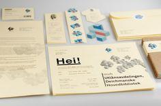 Hei!: Deichmanske Library Identity