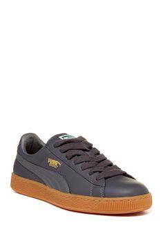 Puma Basket Classic LFS Sneaker: Grey