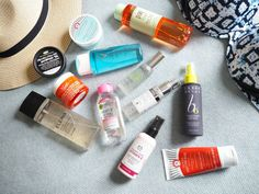 What To Pack: Skincare Essentials.