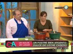 Dulce de leche, Cañuelas - Recetas – Cocineros Argentinos
