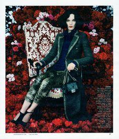 'the art of fashion' design: chanel photo: erik madigan heck @Neiman Marcus