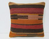 decorative pillow patio pillow case kilim pillow couch cushion unique gift gypsy pillow case bohemian cushion cover kilim pillow case 25682