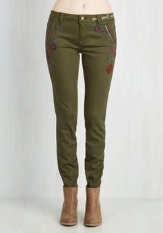Dressed to the Vines Jeans