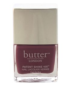 Another great find on #zulily! Fancy Patent Shine 10X Nail Lacquer #zulilyfinds