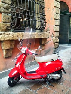She's red hot!  ~ Bologna