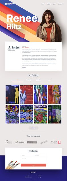 Recently, I built the web portfolio website. After doing this, I noticed 5 items that I thought could improve just about any web portfolio. Website Design Inspiration, Simple Website Design, Website Design Layout, Personal Website Design, Website Designs, Artist Portfolio Website, Portfolio Web Design, Web Design Agency, Web Design Projects