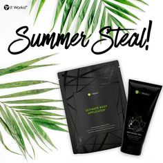 Buy a bag of wraps and get this liquid gold for free. A full size tube! Yes, you read that right.