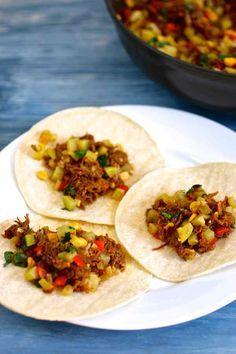 Picadillo de Chayote - Costa Rican Recipe | 196 flavors
