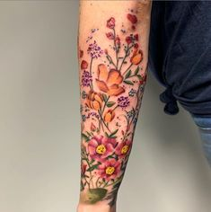 45 Most Beautiful Tattoo Ideas for Women - Page 31 of 41 - Tattoo Designs Rib Tattoos For Women, Boys With Tattoos, Tattoos For Women Flowers, Flower Vine Tattoos, Purple Flower Tattoos, Floral Tattoo Design, Flower Tattoo Designs, Dna Tattoo, Body Art Tattoos