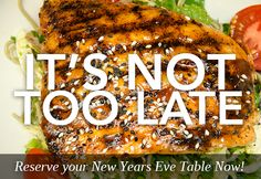 Close out a great year at the best restaurant!  Reserve a table at OpenTable:  http://www.opentable.com/the-tavern-reservations-fort-worth?restref=114832&rid=114832