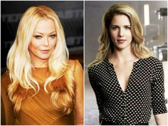 Charlotte Ross joins the 'Arrow' cast as Felicity's mother.
