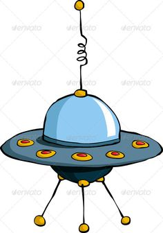 Realistic Graphic DOWNLOAD (.ai, .psd) :: http://vector-graphic.de/pinterest-itmid-1003192291i.html ... Flying Saucer ...  alien, cartoon, extraterrestrial, flying saucer, fun, humanoid, illustration, isolated, martian, painting, space, spacecraft, spaceship, ufo, vector  ... Realistic Photo Graphic Print Obejct Business Web Elements Illustration Design Templates ... DOWNLOAD :: http://vector-graphic.de/pinterest-itmid-1003192291i.html