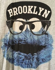 Electronics, Cars, Fashion, Collectibles, Coupons and Like A Boss, Shirt Designs, Cookie Monster, Brooklyn, T Shirt, Ebay, Women, Fashion, Supreme T Shirt
