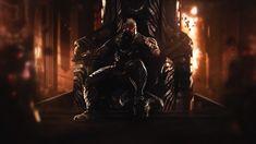 Darkseid's Throne Wallpaper - 7680 × 4320 (8K)