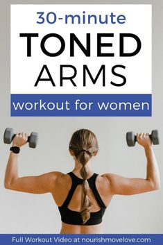 30 minute toned arms workout 5 best upper body exercises for women arm Arm Workouts At Home, Toning Workouts, Body Exercises, Best Arm Toning Exercises, Training Exercises, Best Arm Workouts, Bodyweight Arm Workout, Trx Workouts For Women, Stomach Exercises
