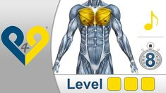 Chest Workout - Level 3  For our power users!