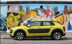 It's definitelly a rebellious car, only for the bold, what are your thoughts on yellow? #C4Cactus http://www.allelectric.co.uk/citroen/new-vehicles/newcitroenc4cactus/