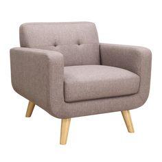 Langley Street Pueblo Arm Chair