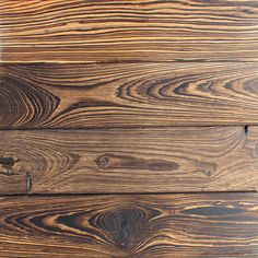 TAIYO from the CHARRED collection by reSAWN TIMBER co. features cypress burnt in the Japanese style of shou sugi ban.