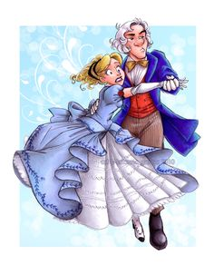 Alice and the Hatter dance by Brianna Garcia