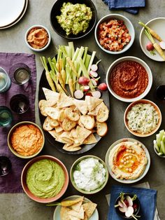 Dip Party / What's Gaby Cooking