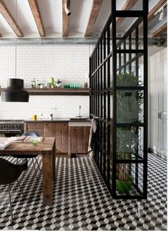 For this week's edition of 10 Beautiful Rooms we are starting off with this gorgeous space above. I love everything here. Firstly the black window/door frames and wall really help to define the space and bring in some depth and drama by adding focal points. The floor with its wide boards is very neutral, and…Read more →