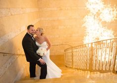 bride and groom portraits At Four seasons Hotel Baltimore  Maryland wedding | Photo: Dave McIntosh Photography