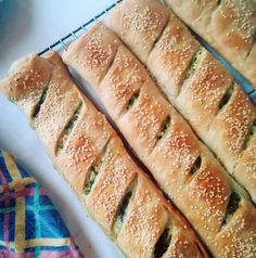 FB_IMG_1574692738519 Anti Inflammatory Recipes, Greek Recipes, Vegetable Recipes, Hot Dog Buns, Spinach, Food And Drink, Pie, Bread, Baking